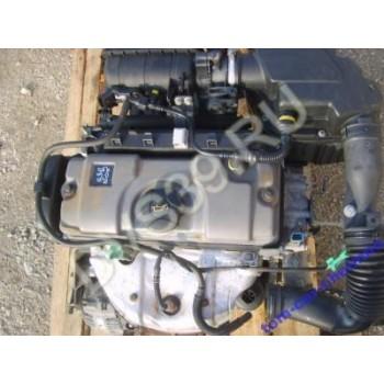 Двигатель PEUGEOT 106 1.0 Бензин 2000r