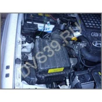HYUNDAI TERACAN TERRACAN 2.9 CRDI 04R Двигатель