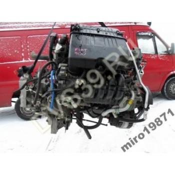 Двигатель FIAT 500 1.2 Бензин