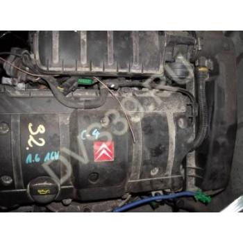 CITROEN C3;C2;C4- Двигатель 1.6 16V Бензин KOD NFU