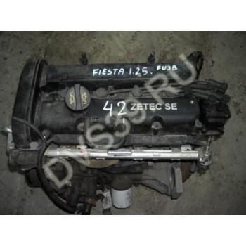 FORD FIESTA MK6 FUSION Двигатель 1.25 Бензин FUJB