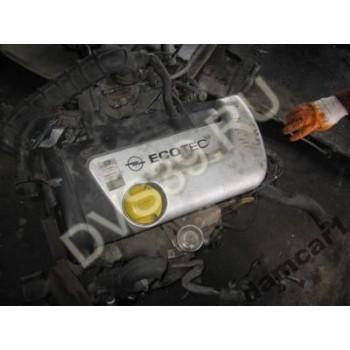 ASTRA I F Двигатель 1.6 16V ECOTEC