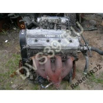SUZUKI BALENO Двигатель 1.3