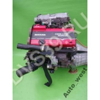 NISSAN 200SX 200-SX 200 SX 94R Двигатель 1.8 TURBO