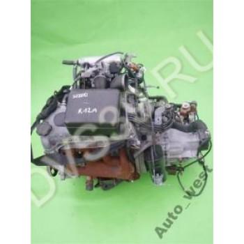SUZUKI WAGON R IGNIS  Двигатель 1.2 K12A