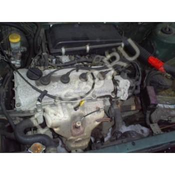 NISSAN ALMERA 1998 1,6 16V Двигатель