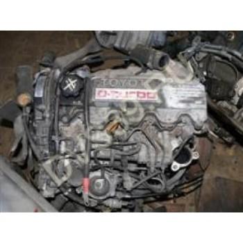 Двигатель Toyota Camry 2.2 TD 1988-95 r.