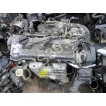 Двигатель NISSAN Vanette 1.6 16V  benzyno