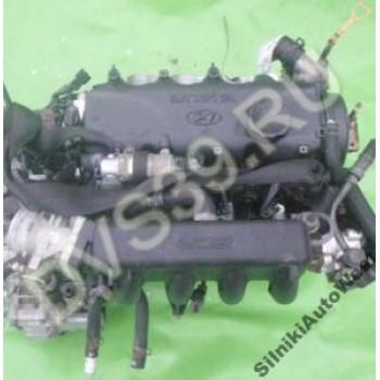 HYUNDAI ACCENT 3D  Двигатель 1.3 12V 98R