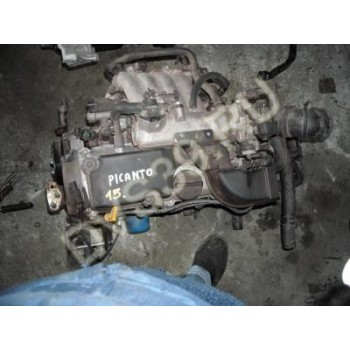 KIA PICANTO Двигатель  1.1 KOD G4HG6M
