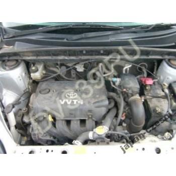 JAPAN- Двигатель TOYOTA YARIS 1.3VVT-I