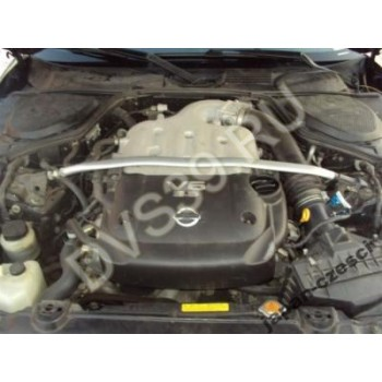 JAPAN- Двигатель NISSAN 350Z    3.5 V6