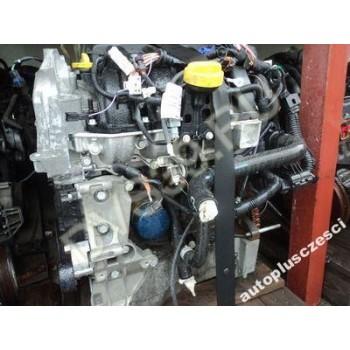 RENAULT CLIO 1.6 16V Двигатель