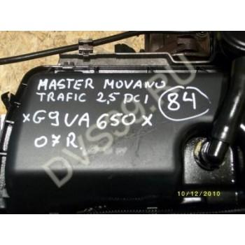 RENAULT MASTER TRAFIC 07 r 2.5 DCI Двигатель