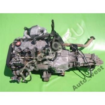 RENAULT MASTER TRAFIC  Двигатель 2.1 D