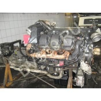 Mercedes Actros Двигатель V6 V8