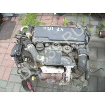 PEUGEOT 206  - Двигатель 1.4 HDI