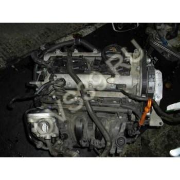 SEAT CORDOBA II IBIZA III 1.4 16V Двигатель BBY