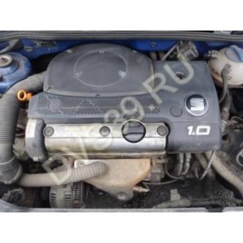 SEAT AROSA 1.0 AEB 1998r 103  тыс.км Двигатель
