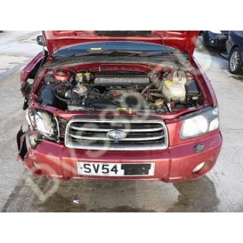 subaru forester Двигатель turbo,forester 2.0xt Двигатель