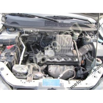 HRV HONDA HR-V Двигатель D16W1 1,6