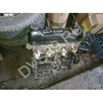 VW Golf III Vento Двигатель  1.6 kod AFT 101KM
