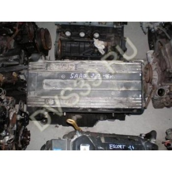 SAAB 9000 2.0 2,0 16V Двигатель