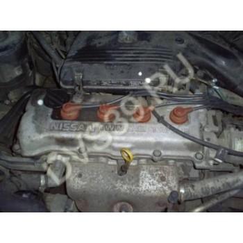 NISSAN PRIMERA 1991 1,6 16V Двигатель