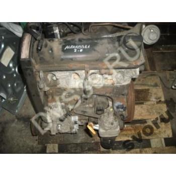 Двигатель Seat Alhambra 2.0 8V