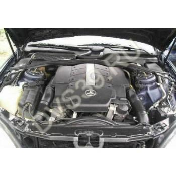 MERCEDES S W220 ML W163 Двигатель 4.3 430 B