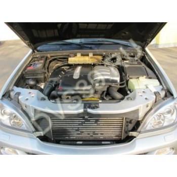 MERCEDES ML W163 Двигатель 270 2.7 CDI