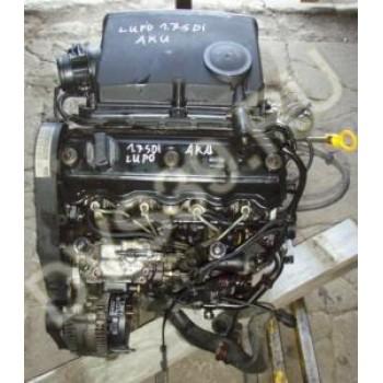 LUPO POLO AROSA - Двигатель 1.7 SDI AKU