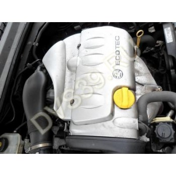 OPEL VECTRA 2000r BFL Двигатель