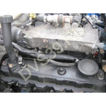 VW T4 2.5 B Двигатель