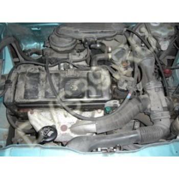 Двигатель  PEUGEOT 106