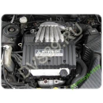 MITSUBISHI GALANT 2.5 V6 01r Двигатель -