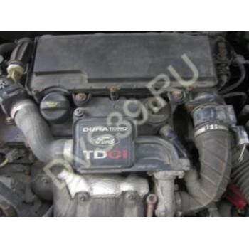 Двигатель Ford Fiesta Fusion 1,4 TDCI