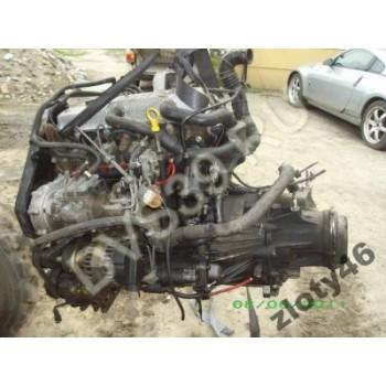 Fiesta 01r. 1,8 1.8 TDDI Endura Di 75km Двигатель