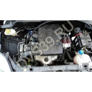 FIAT GRANDE PUNTO 1.2 8V 07r Двигатель