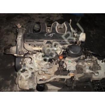 CITROEN C15 1.9D 03r Двигатель DW8