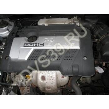 Двигатель KIA CERATO HYUNDAI 2.0 16V 80 тыс.км