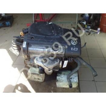 VW LUPO Двигатель 1000