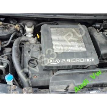 Kia Carnival 04r Двигатель 2.9 CRDI 75.000 u