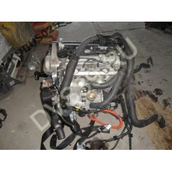 TOYOTA PRIUS Двигатель 04-09 1.5 VVTI 1NZ
