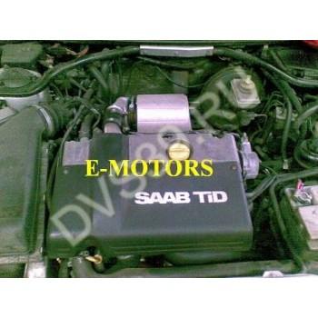 Двигатель 2.2TiD 2.2 TID DIESEL SAAB 9-3 98-00