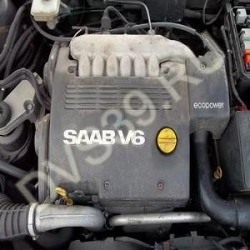 Saab 95 9-5 Двигатель 3,0 3.0 v6 Бензин 99r