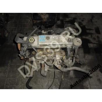 Двигатель FORD COURIER 1.8 D RTJ 60 KM