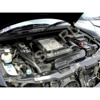 KIA CARNIVAL SEDONA 03R  Двигатель 2.9 CRDi