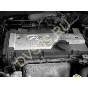 HYUNDAI GETZ 1.6 Двигатель