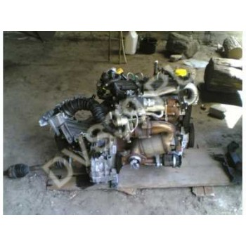 NISSAN NOTE Двигатель 1.5DCI. 2005R